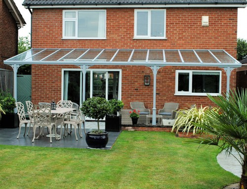 What are the design options for your canopy or carport?