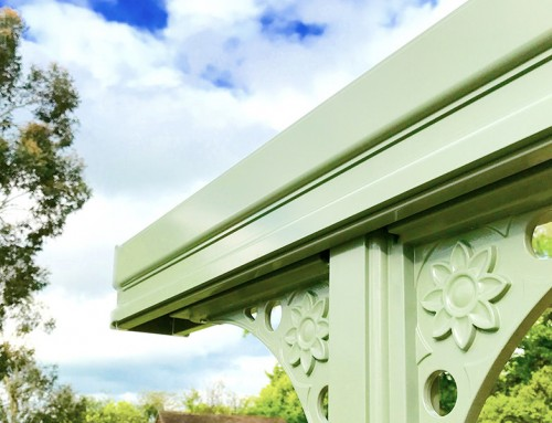 Choosing durable materials for your canopy – The framework